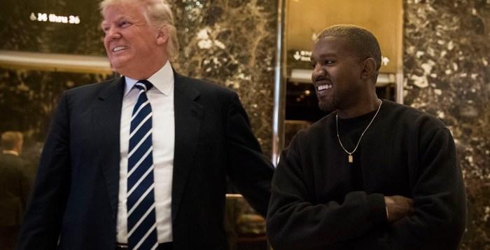 Kanye West, Donald Trump, Twitter, Followers