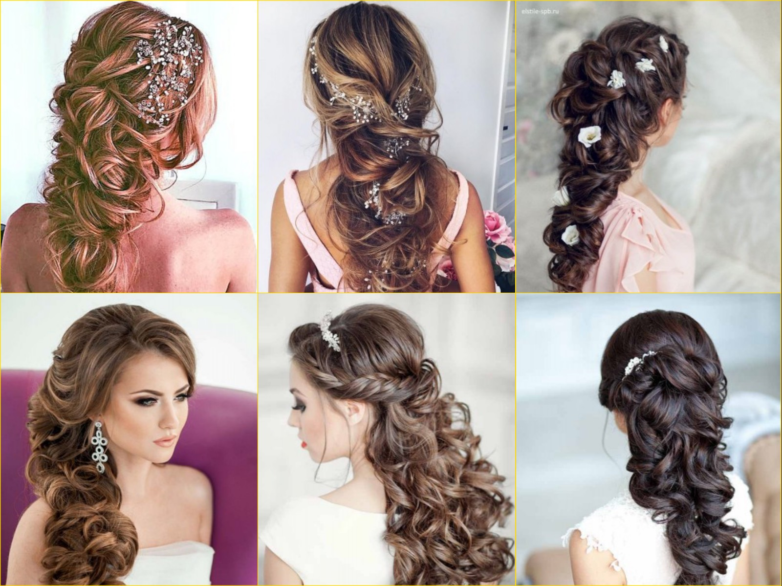 The 4 most desired hairstyles by bold brides photos the trent hairstyles brides bridal the trent junglespirit Gallery