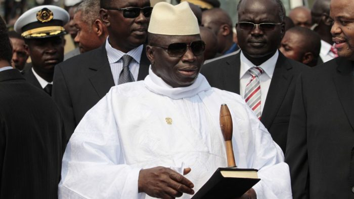 Yahya Jammeh The Gambia