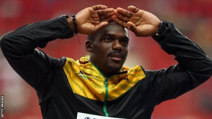 Usain Bolt Nesta Carter