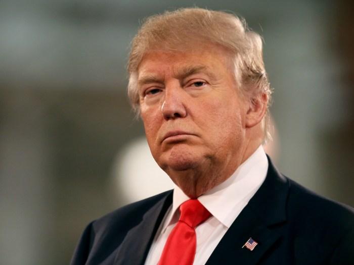 IPOB US President Donald Trump   AP Photo/Charlie NeibergallTravel Ban US President Donald Trump
