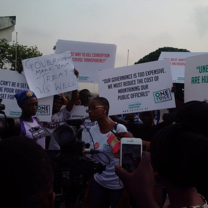Lagos protest