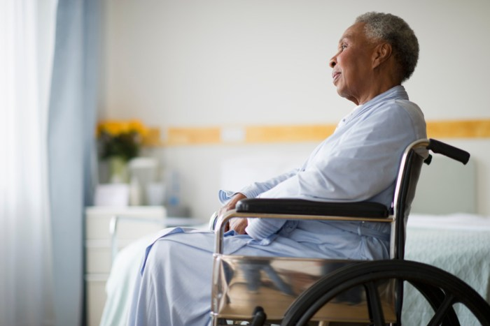 Dementia caring for patient
