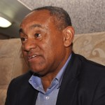 Ahmed Ahmad, new president of Confederation of African Football, CAF