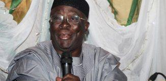 Ayo Adebanjo, Bola Tinubu, Yoruba, Buhari