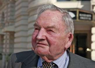 David Rockefeller, David Rockefeller Dies