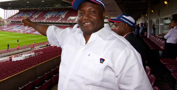 PDP DSS, Ifeanyi Ubah, the chief executive of Capital Oil and Gas Limited