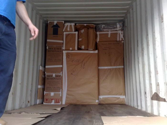 shipping furniture nigeria