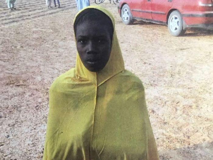 Boko Haram victim