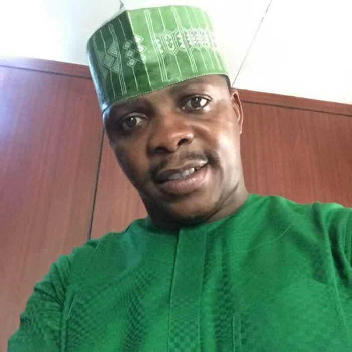 Austin Okai, a blogger and social media critic of Governor Bello