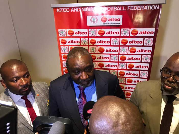 Russia 2018: Aiteo Commends Super Eagles For A Remarkable World Cup Outing