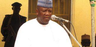 Abdulaziz Yari, EFCC, Government