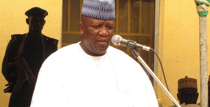 Meningitis Governor Yari of Zamfara State   Nigeriana