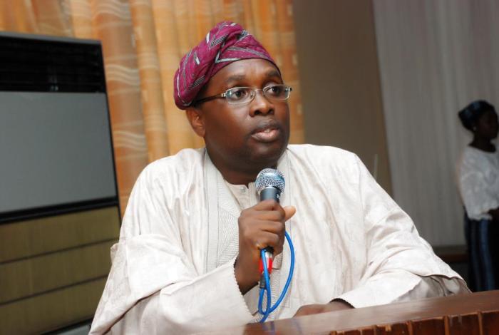 Dipo Famakinwa, the director general of DAWN