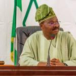 Governor Abiola Ajimobi of Oyo State Fulani herdsmen
