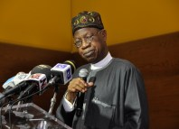 Lai Mohammed, Fresh, List, Looters, PDP, APC, Buhari, Government, Corruption, covid-19