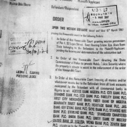 nsima ekere court documents