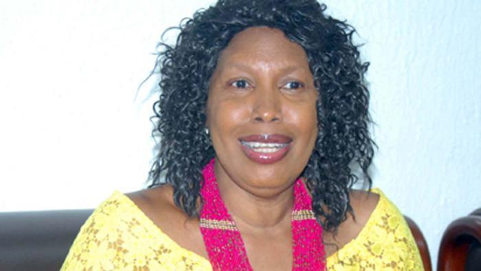 Mrs. Taiwo Obasanjo, wife of former President Olusegun Obasanjo