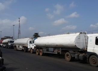 marketer Lagos-Ibadan Expressway