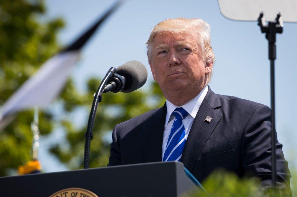 Donald Trump tweet North Korea