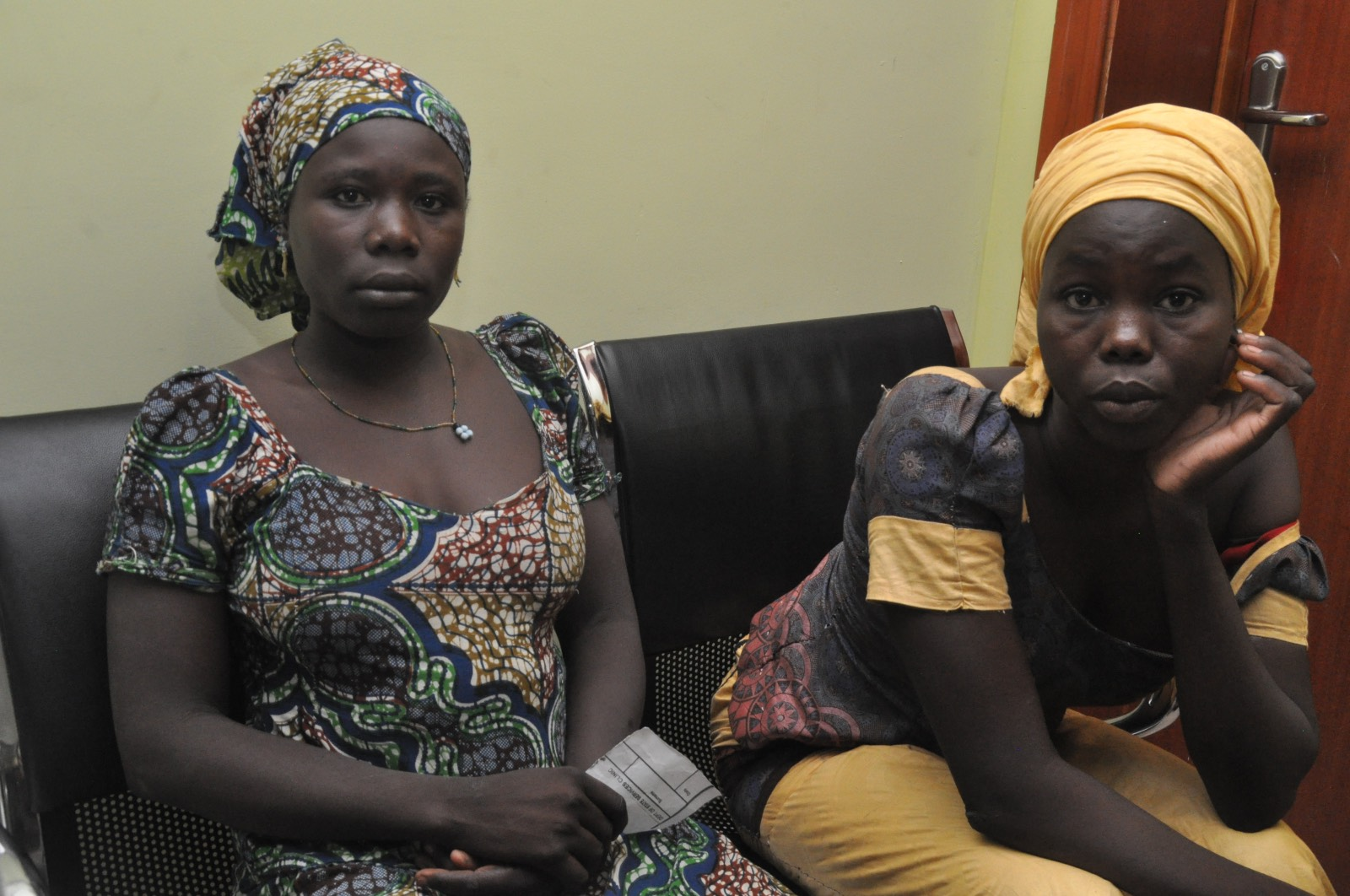 82 Freed Chibok Girls Arrive Government Facility In Abuja