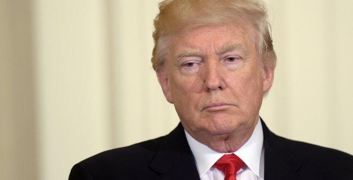 harassment Sanctions President Donald Trump | AP Photo election