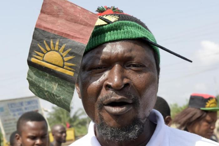 Biafra IPOB Nnamdi Kanu