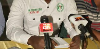 JAMB Chinonso Obasi, the national president of NANS