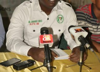Chinonso Obasi, the national president of NANS