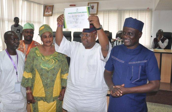 PDP, Ademola Adeleke, Osun, Court