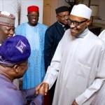 Buhari governors Nigeria