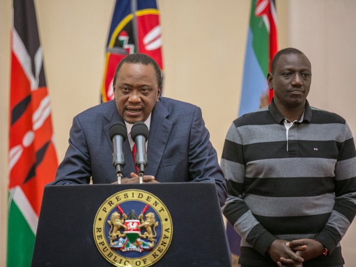 Kenya, President, Lie-Detector, Test