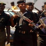 Edgal Imohimi, Chike Oti, Christian OKingsley Umejiffor, Policemen