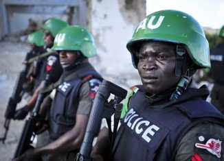 PDP Police APC