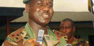 South East Boko Haram The Chief of Army Staff, Lieutenant General Tukur Yusuf Buratai