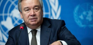 United nations, Antonio Guterres, the Secretary General of the United Nations, UN Boko Haram