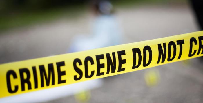 PDP prison Dj Olu enugu police crime scene penis woman