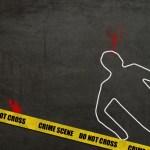crime scene youth woman
