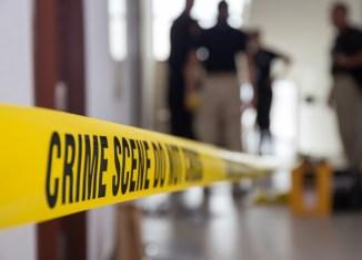 thanksgiving girlfriend crime scene evans