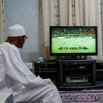 President Muhammadu Buhari, Super Eagles, AFCON