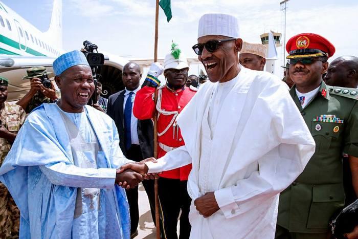 Muhammadu Buhari