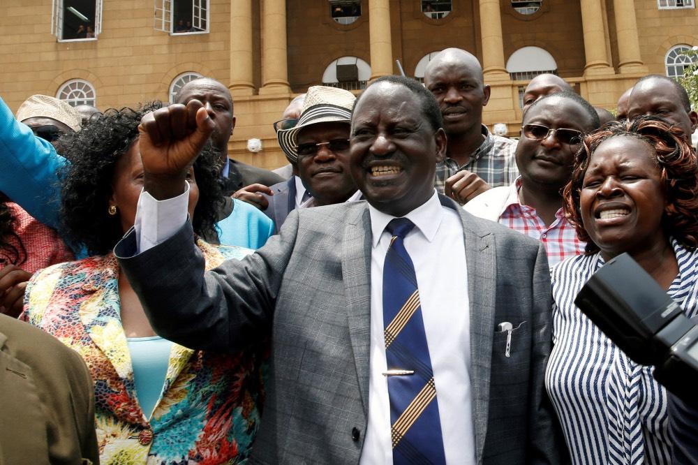 Kenya Opposition