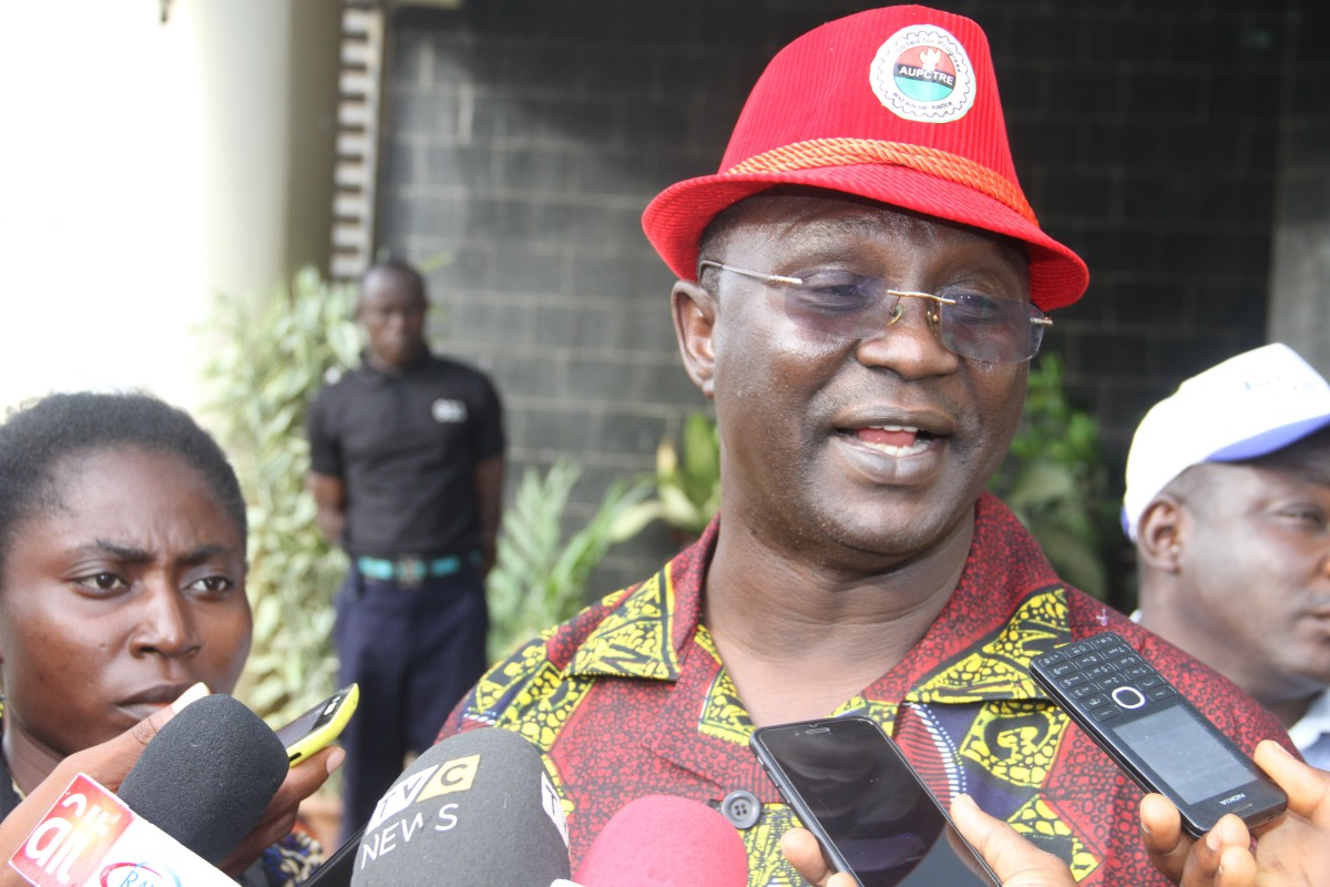 Image result for pictures of ayuba wabba nlc president