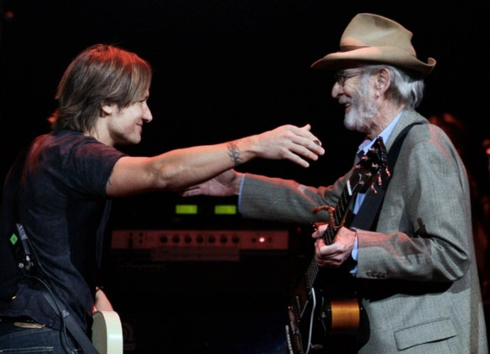 Don Williams Keith Urban