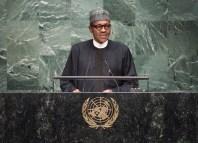 Buhari UN General Assembly