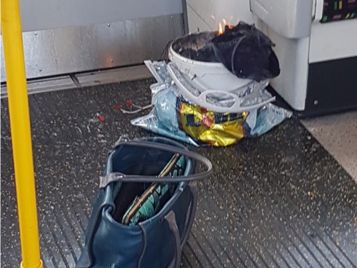London Underground bombing