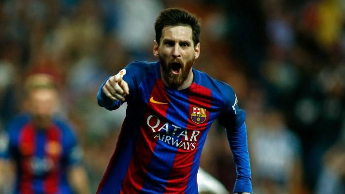 Lionel Messi, Luis Suarez, Barcelona,