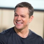 stars matt damon casino