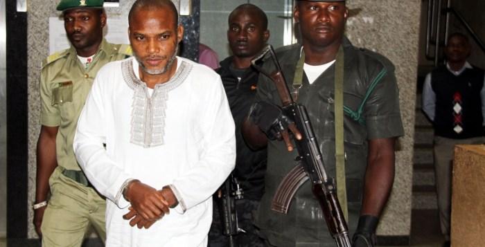 Nnamdi kanu, Trial, co-defendants