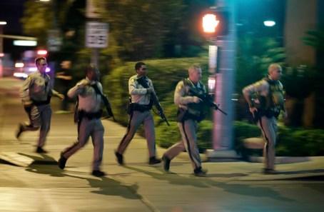 Las Vegas shotting